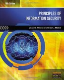 Principles of Information Security:   2014 edition cover