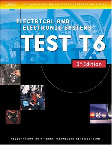 Electrical and Electronic Systems Test T6  3rd 2004 9781401820367 Front Cover