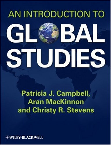 Introduction to Global Studies   2010 edition cover