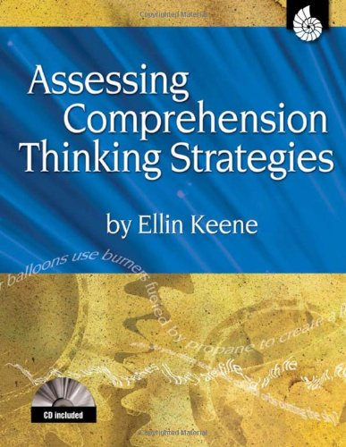 Assessing Comprehension Thinking Strategies   2006 (Revised) edition cover