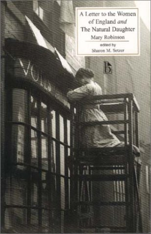 Letter to the Women of England on the Injustice of Mental Subordination And, the Natural Daughter  2002 edition cover
