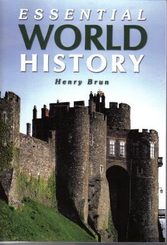 Essential World History  2006 edition cover