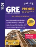 Kaplan GRE� Premier 2014 with 6 Practice Tests  N/A edition cover