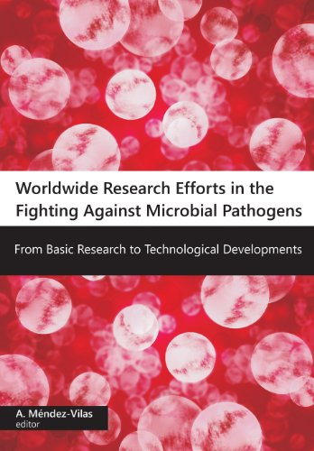Worldwide Research Efforts in the Fighting Against Microbial Pathogensfrom Basic Research to Technological Developments:   2013 edition cover