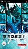 Metal Gear Solid Digital Graphic Novel (PSP) Sony PSP artwork