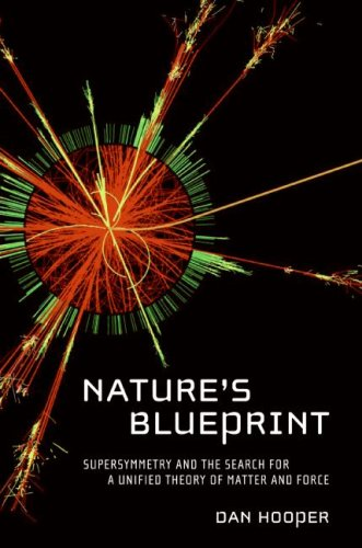 Nature's Blueprint Supersymmetry and the Search for a Unified Theory of Matter and Force  2008 9780061558368 Front Cover