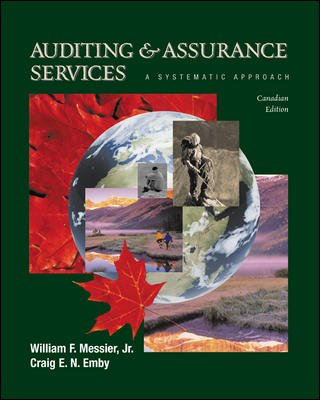 AUDITING+ASSURANCE SERVICES >C 1st edition cover
