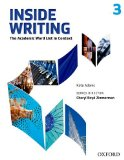 Inside Writing, Level 3 The Academic Word List in Context  2014 (Student Manual, Study Guide, etc.) edition cover