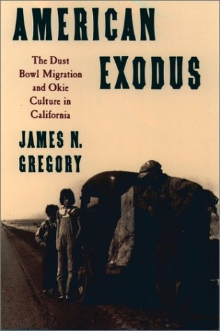 American Exodus The Dust Bowl Migration and Okie Culture in California Reprint edition cover