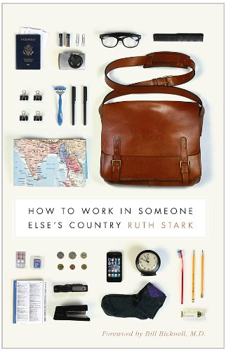 How to Work in Someone Else's Country   2011 9780295991368 Front Cover