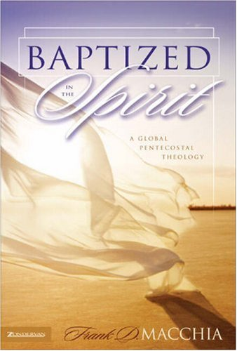 Baptized in the Spirit A Global Pentecostal Theology  2006 edition cover