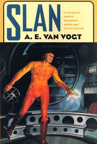 Slan A Novel  2007 (Revised) edition cover