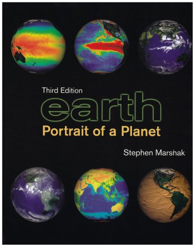 Earth Portrait of a Planet 3rd 2008 edition cover