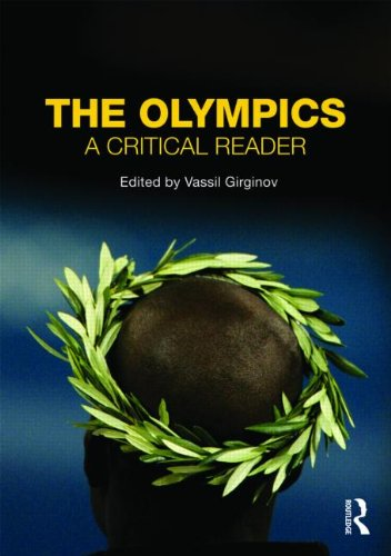 Olympics A Critical Reader  2010 edition cover
