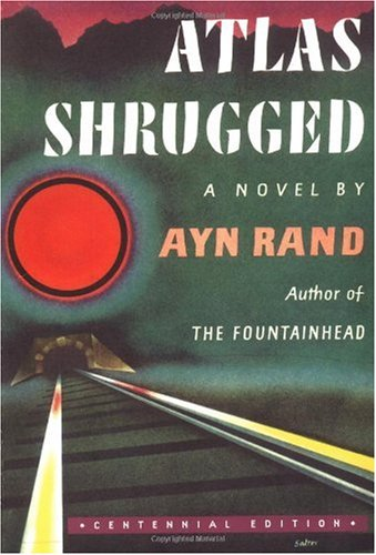 Atlas Shrugged   1992 (Anniversary) edition cover