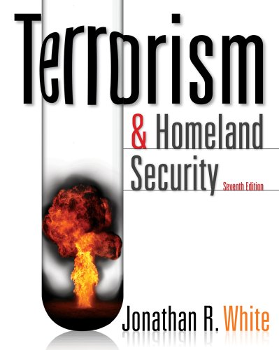 Terrorism and Homeland Security  7th 2012 edition cover