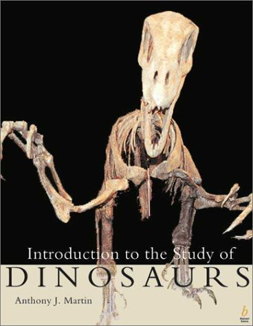 Introduction to the Study of Dinosaurs   2001 edition cover
