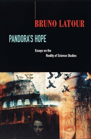 Pandora's Hope Essays on the Reality of Science Studies  1999 edition cover