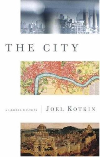 City A Global History  2005 edition cover