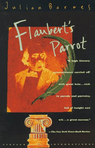Flaubert's Parrot  N/A edition cover