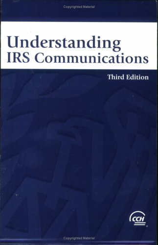 Understanding IRS Communications 3rd 2004 edition cover