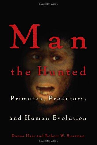 Man the Hunted Primates, Predators, and Human Evolution  2005 edition cover