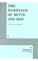 Marriage of Bette and Boo  N/A edition cover