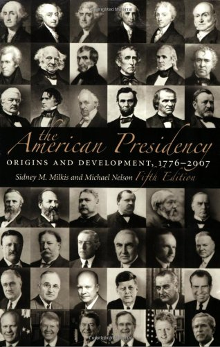 Origins and Development, 1776-2007  5th 2007 (Revised) 9780872893368 Front Cover