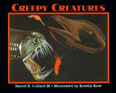 Creepy Creatures  2nd 2011 (Revised) 9780881068368 Front Cover