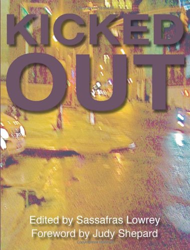 Kicked Out  N/A edition cover
