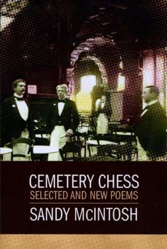 Cemetery Chess Selected and New Poems  2012 9780984635368 Front Cover