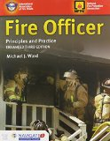 Fire Officer: Principles and Practice  3rd 2015 edition cover