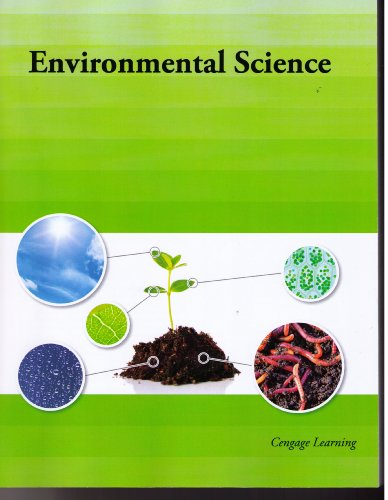 ENVIRONMENTAL SCIENCE >CUSTOM<          N/A 9781285102368 Front Cover