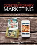 Contemporary Marketing:   2015 edition cover