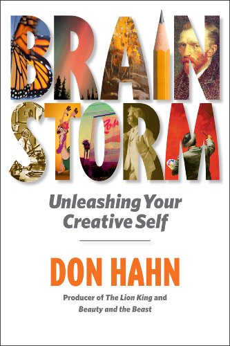 Brain Storm Unleashing Your Creative Self  2011 edition cover
