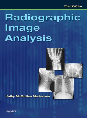 Radiographic Image Analysis  3rd 2010 edition cover