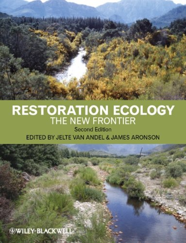 Restoration Ecology The New Frontier 2nd 2012 edition cover