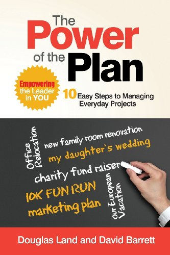 The Power of the Plan: Empowering the Leader in You  0 edition cover