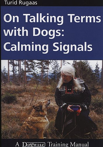 On Talking Terms with Dogs: Calming Signals  2nd 2006 edition cover
