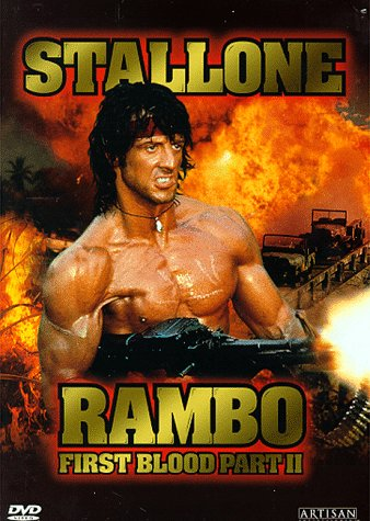 Rambo: First Blood II System.Collections.Generic.List`1[System.String] artwork