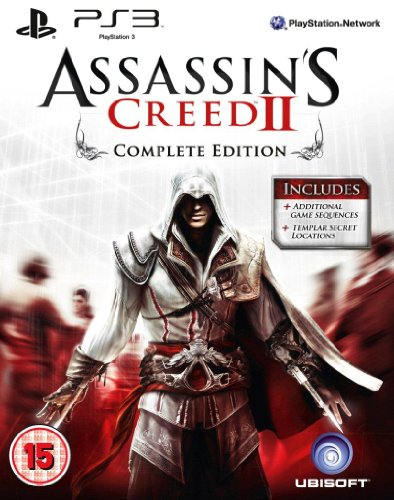 Assassin's Creed II: Complete Edition (PS3) PlayStation 3 artwork