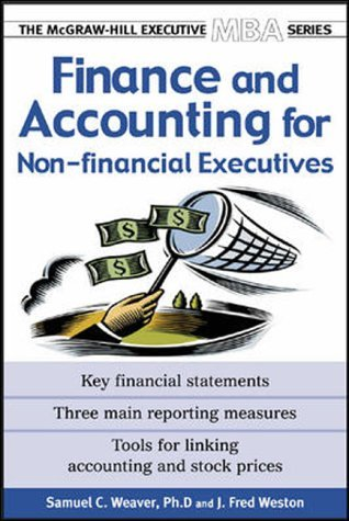 Finance and Accounting for Non-Financial Managers   2004 edition cover