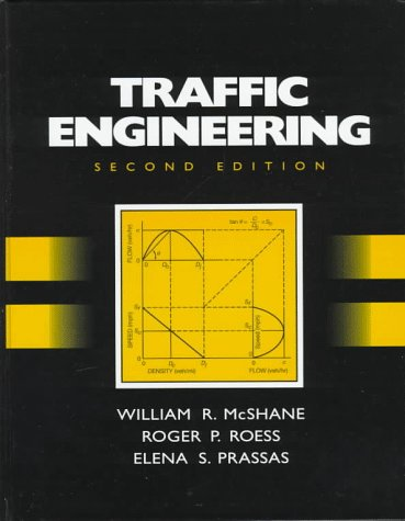 Traffic Engineering  2nd 1998 edition cover