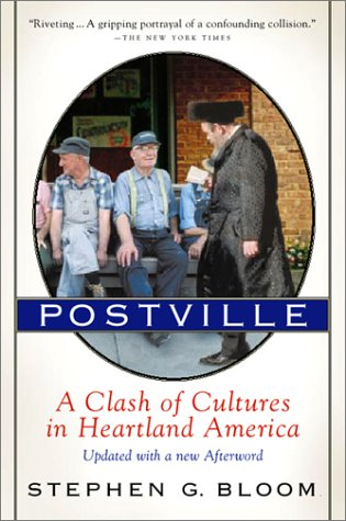 Postville A Clash of Cultures in Heartland America  2000 edition cover