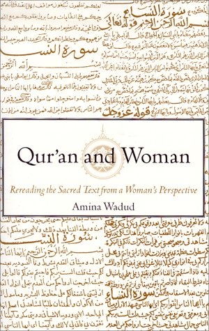 Qur'an and Woman Rereading the Sacred Text from a Woman's Perspective 2nd 1999 (Revised) edition cover