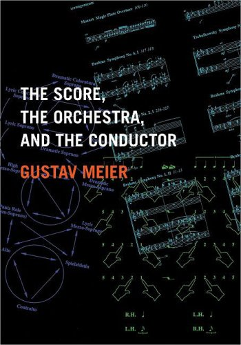 Score, the Orchestra, and the Conductor   2009 edition cover