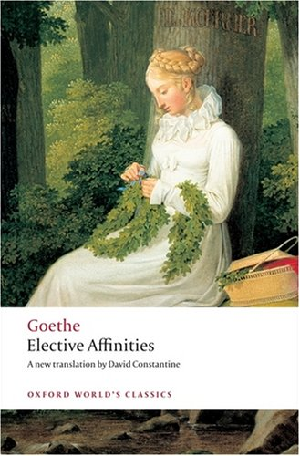 Elective Affinities   2008 edition cover