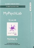Psychology  4th 2015 (Student Manual, Study Guide, etc.) edition cover