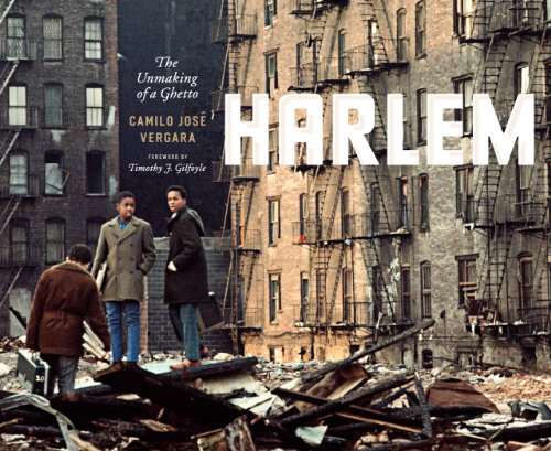 Harlem The Unmaking of a Ghetto  2013 9780226853369 Front Cover