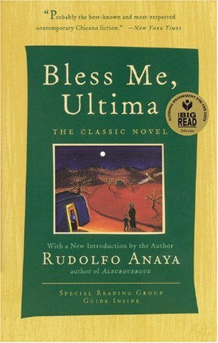 Bless Me, Ultima  25th 1999 (Reprint) edition cover